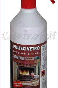 Puliscivetro spray per Camini e Stufe Z101