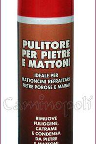 Pulitore Spray per pietre e mattoni Z102