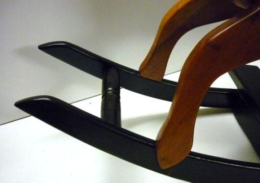 Cavalluccio a Dondolo in legno V113