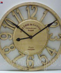 Orologio da Camino in legno V138