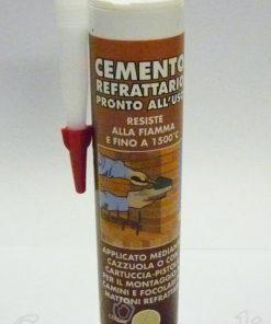 Cemento Refrattario Z107 pronto all'uso