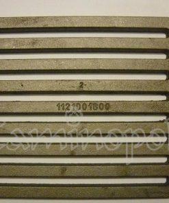 Griglia Cenere in Ghisa MG06 Montegrappa 26,5x23